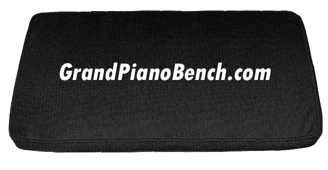Piano Bench Cushion Extra Thick Box Top Design