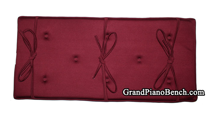 Grk Tufted Piano Bench Cushions